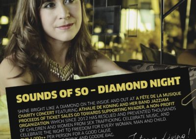 Diamond Night Flyer